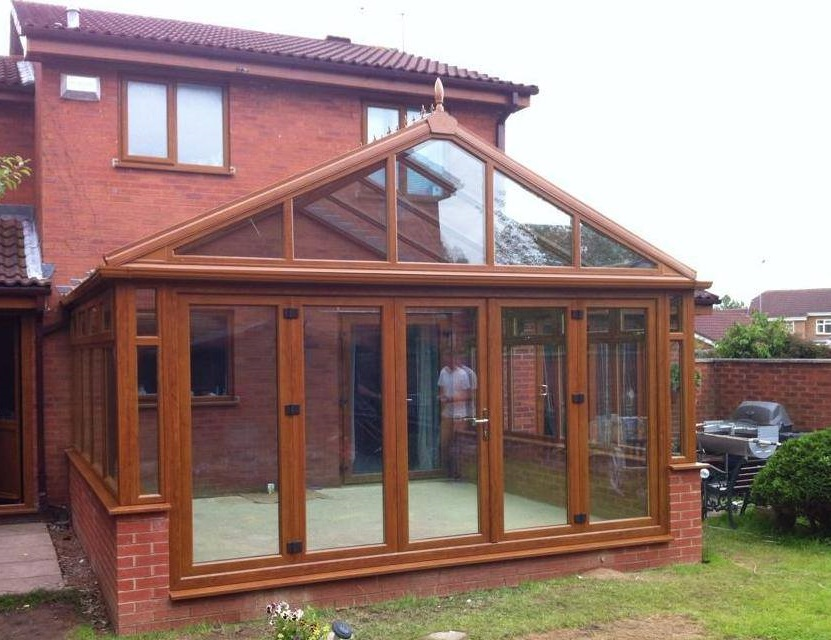Oak Conservatory Coventry