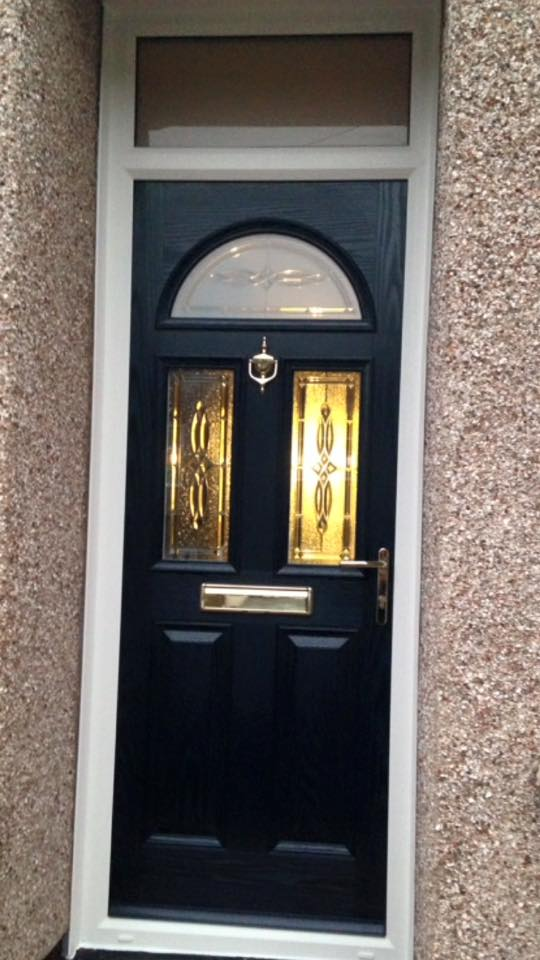 Composite front doors Coventry
