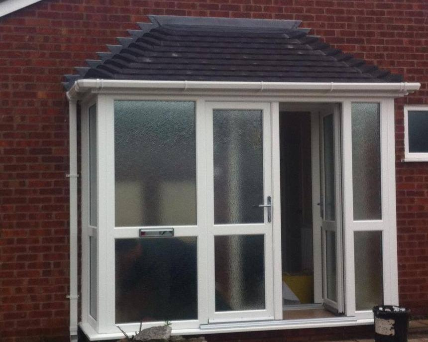 UPVC porches Coventry
